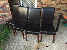 Dining chairs Upper Coomera Gold Coast North Preview