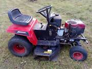 Rover Rancher ride on mower Epping Whittlesea Area Preview