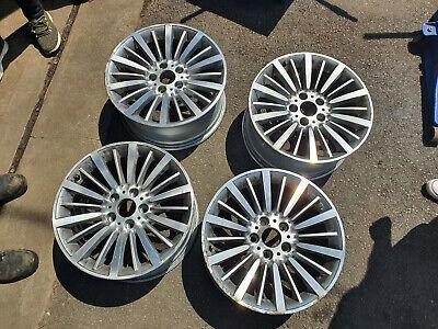 BMW 3 Series 18 Inch SIlver Allow Wheels