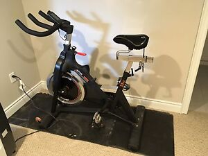 Spin bike - trade for an amp...