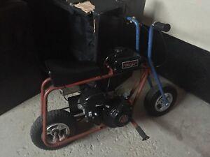 Azua mini bike