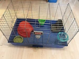Hamster/guinea pig cages complete