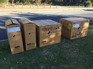 FREE - BIG CARDBOARD BOXES SUIT KIDS CUBBY PLAY