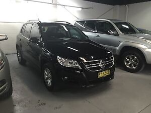 2008 Volkswagen Tiguan Wagon Wyee Point Lake Macquarie Area Preview
