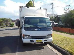 Price dropped for a quick sale  Isuzu 2003 Removals Truck Wetherill Park Fairfield Area Preview