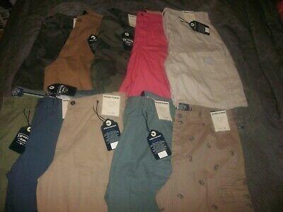 Men Cotton Cargo Shorts Camo, BEER CAN size 34,36,38,40,42,44,46 (B225) ()
