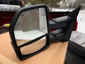 Ford F-150 drivers side mirror