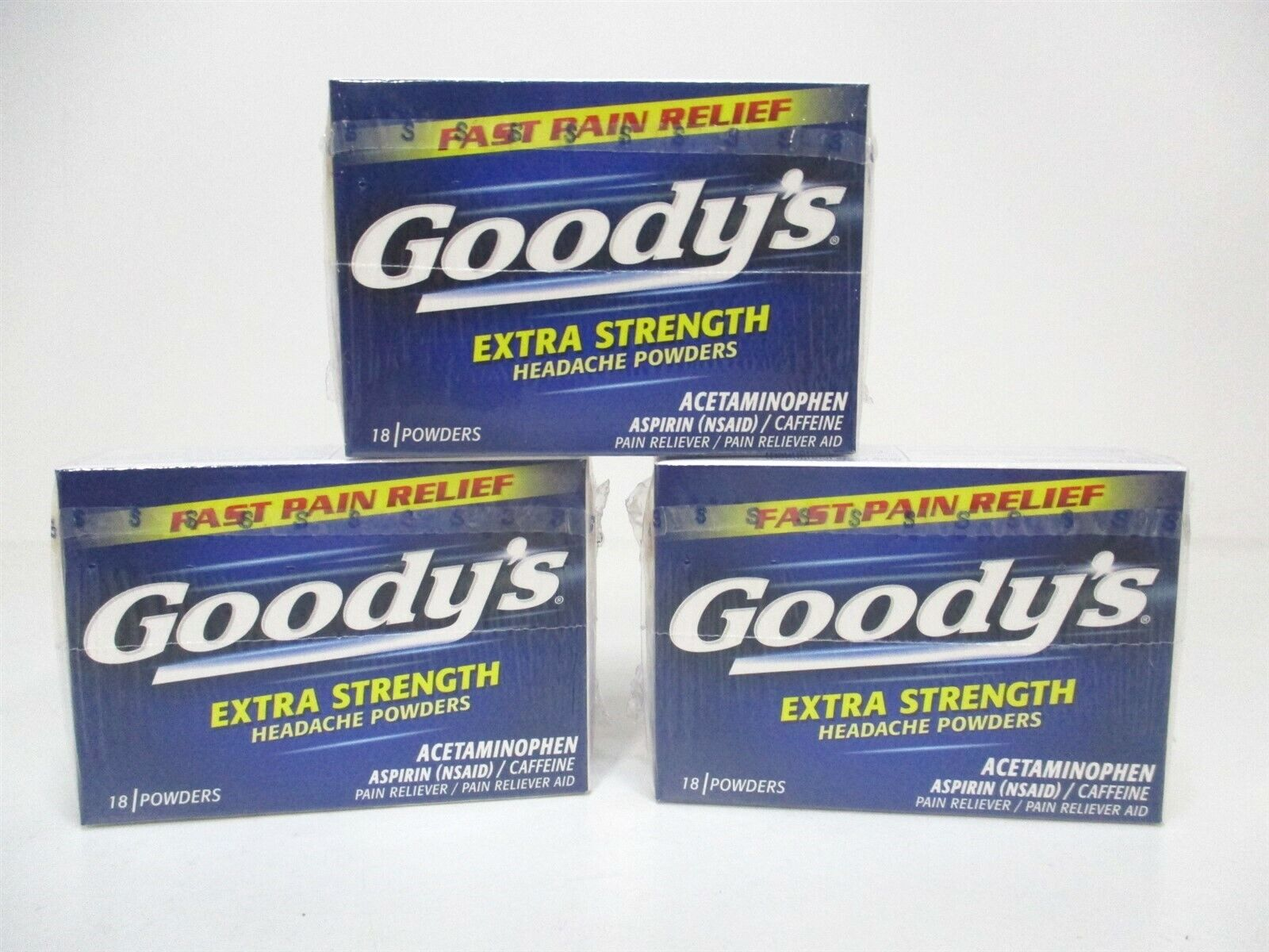 Goody's Extra Strength Headache Powder 18ct