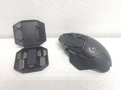 NB Logitech 910-005565 G502 Lightspeed Wireless Optical Gaming Mouse wt RGB