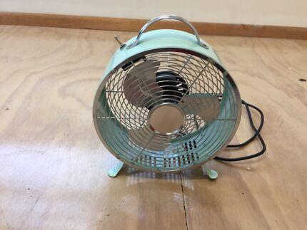 Retro cooling fan