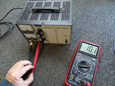 Kikusui Pab 18-5.5 Regulated Dc Power Supply