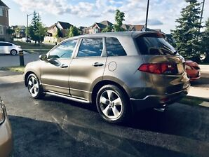 ACURA RDX LUXURY SUV, SAFETIED, SH-AWD LEATHER SUNROOF *LOW KMS*