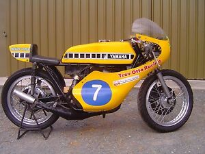 Yamaha TR3 Historic Race Bike Period 4 Williamstown Barossa Area Preview