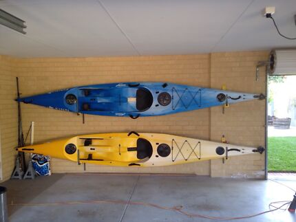 Two Finn Afinnity sit-on kayaks Daglish Subiaco Area Preview