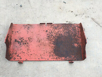 Allis Chalmers Wd Wd45 Tractor Rear Step ---------------------free Shipping