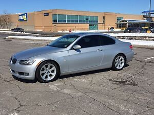 BMW 328i Coupe Sport Package 2008