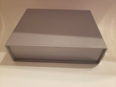 155 X 120 X 41mm Electronic Plastic Diy Junction Box Enclosure Case Gray Color