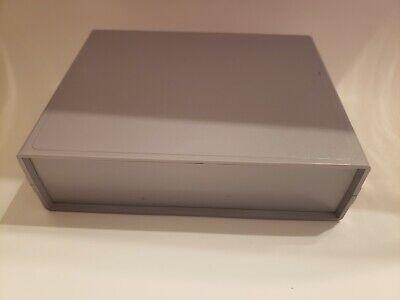 155 X 120 X 41mm Electronic Plastic Diy Junction Box Enclosure Case Gray Color