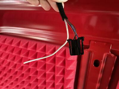 Kabel der Innenraumleuchte kein Dauerpl