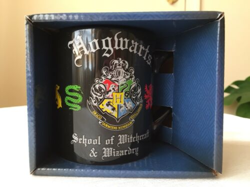 Harry Potter Hogwarts Crest School of Witchcraft and Wizardr