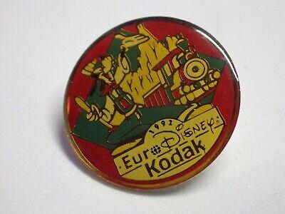 Pin's Vintage Collector Pins Advertising Euro Disney Kodak Lot PX122