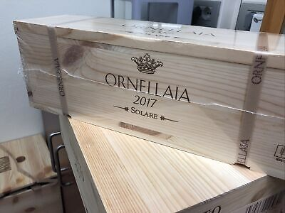 ORNELLAIA SOLARE 2017 BOLGHERI DOC SUPERIORE MAGNUM1.5 Lt. IN CASSA DI LEGNO