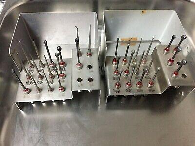 Amsco Hall Surgical Zimmer Hall Ototome Bur Rack