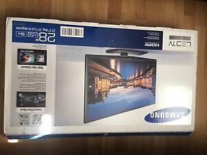 Samsung tv sir sale in box