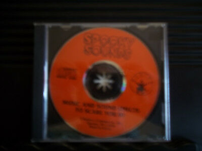 Rubie's SPOOKY SOUNDS OF HALLOWEEN: MUSIC & SOUND EFFECTS TO SCARE YOU BY! RARE!](Scare Sounds)