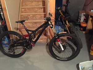 Canfield Jedi downhill bike to trade for a high end trail bike