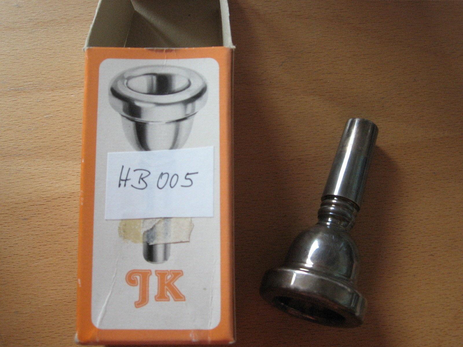 JK 5C Mundstück Mouthpiece Trompete Trumpet USA (HB005)