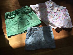 Size 3 girl skirts Woodside Adelaide Hills Preview