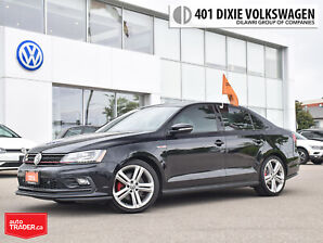 2016 Volkswagen Jetta GLI Autobahn 2.0T 6sp DSG at w/Tip No Accidents/ 210 H