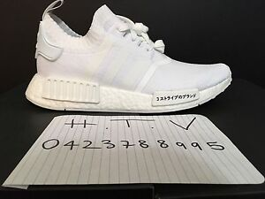Adidas NMD R1 PK Japan Boost Size 9US Kings Park Brimbank Area Preview