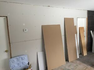 Drywall offcuts