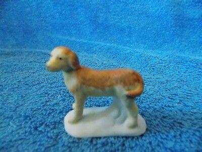 Christmas Village Dog Figurine Accessory