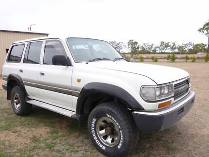 1990 Diesel Toyota LandCruiser Wagon Deeragun Townsville Surrounds Preview