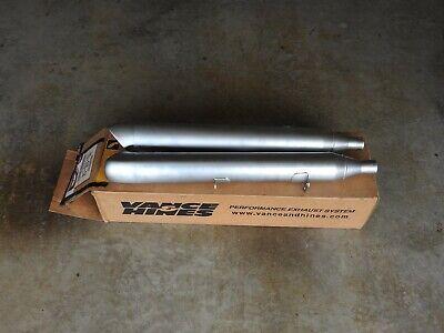 OEM Harley Davidson V-Rod VROD Muscle Silencer Exhaust Fits 09-13