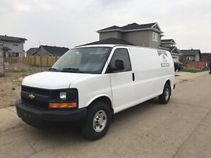 2012 Chevy Express Van - 2500