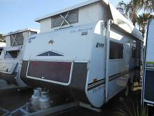 2002 A'van Marion, Single Beds, Pop Top, Air Conditioner Pialba Fraser Coast Preview