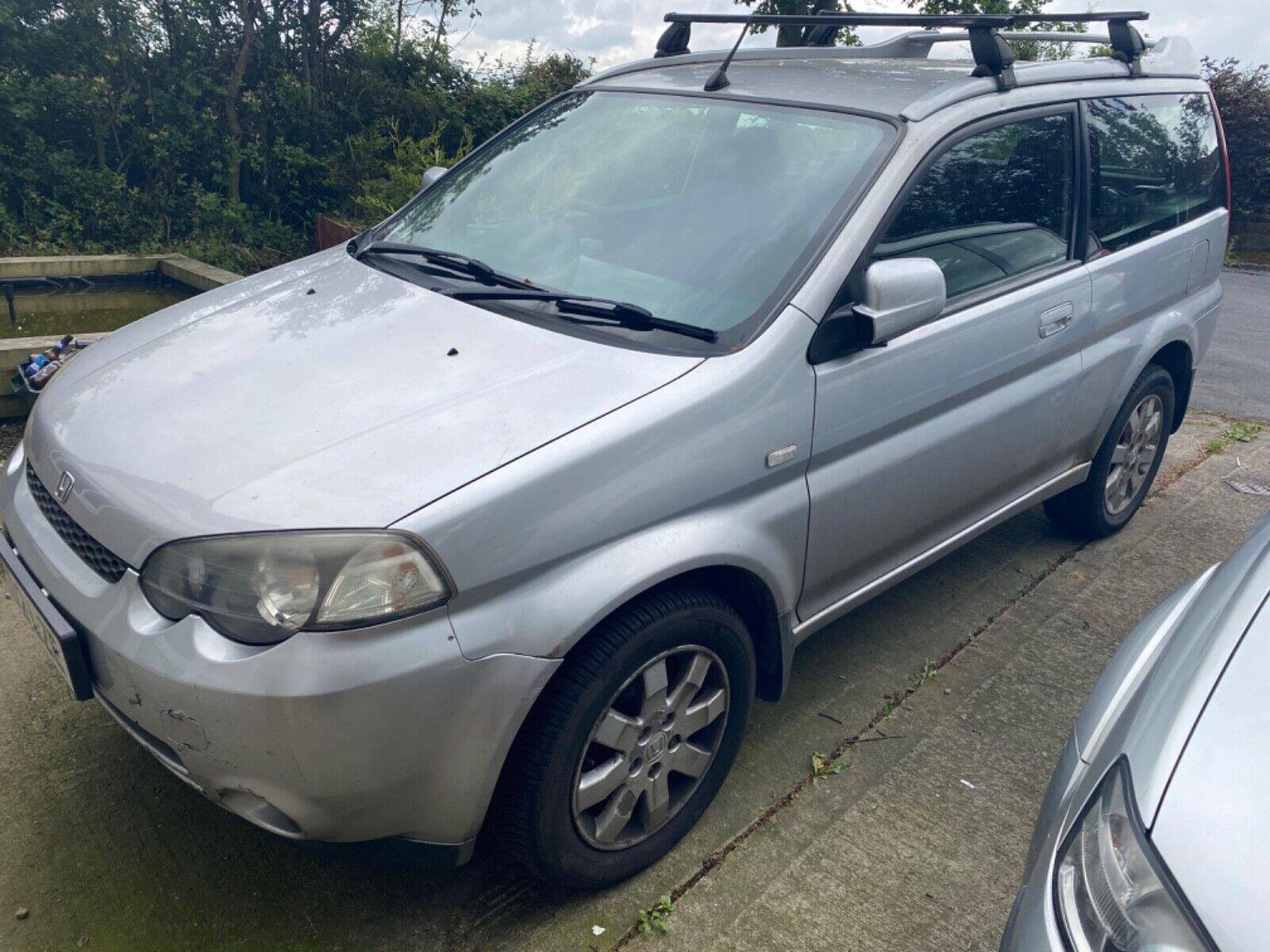 Honda-HR-V-16-petrol-4×4