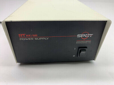 Diagnostic Instruments Spot Rt Kese Ps Power Supply Powers On