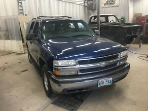 2000 Tahoe trade for trailer