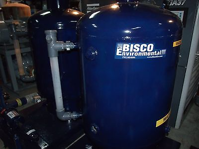 Bisco - Knockout Tank Sight Glass Moyno Transfer Pump Moisture Separator