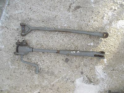 Ford 9n Tractor Main 3pt Hitch Leveling Lift Arm W Crank Handle 2nd Arms