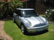 MINI COOPER   2002   MANUAL 5 Speed Hatch Leeming Melville Area Preview