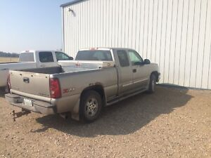 For sale 2003 chev Silverado