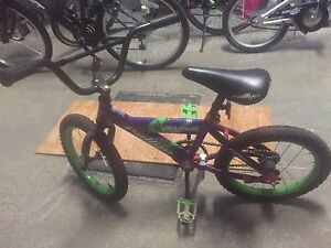 Bike for girls 18""