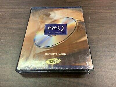 EyeQ Infinite Mind Brain Training Program - New and Sealed