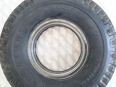 Vintage Firestone Tire Ashtray Transport 100 Tubeless